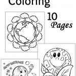 Top 20 Free Printable Earth Day Coloring Pages Online | Baha'i   Free Printable Earth Pictures
