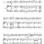 Trombone Christmas Sheet Music Free Printable – Festival Collections   Trombone Christmas Sheet Music Free Printable