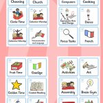 Twinkl Resources >> Visual Timetable  Nursery Fs2 >> Printable   Free Printable Visual Schedule For Classroom