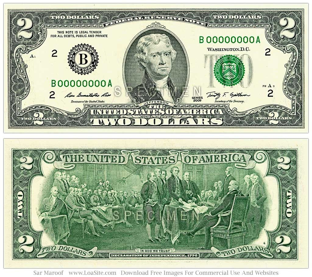 U.s. Two Dollar Bill | Us Dollar Bills 5 Pound Bill | Money | 2 - 100 Dollar Bill Printable Free