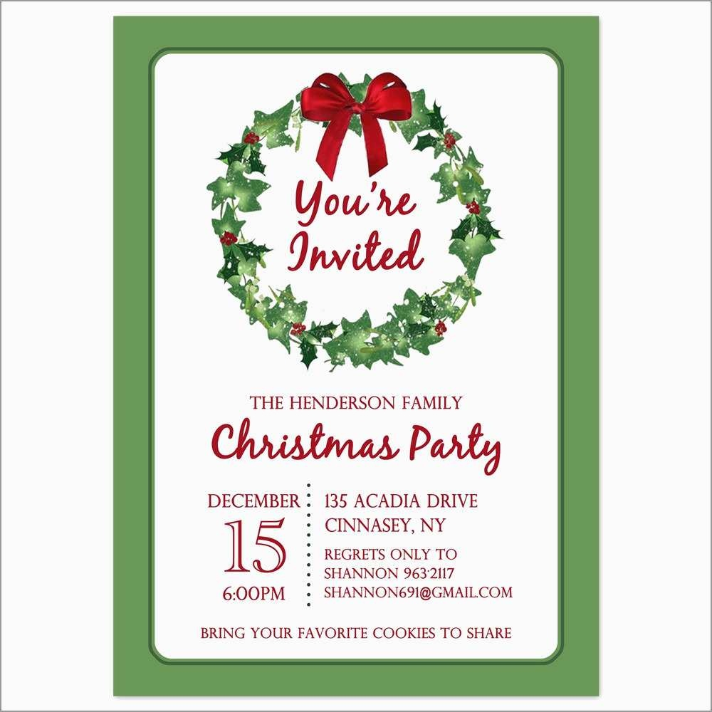 Unique Free Printable Christmas Party Flyer Templates | Best Of Template - Free Printable Christmas Party Flyer Templates