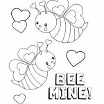 Valentines Coloring Pages   Happiness Is Homemade   Free Printable Valentine Coloring Pages