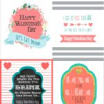 Valentines Day Wine And Beer Gift Labels   Sohosonnet Creative Living   Free Beer Printables