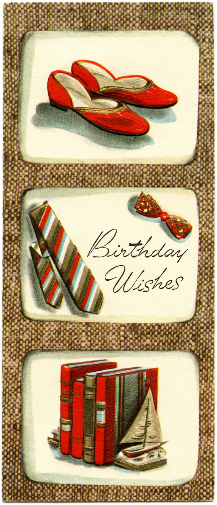 Free Printable Russian Birthday Cards