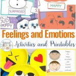 Visual Cards For Managing Feelings And Emotions Free Printables   Free Printable Pictures Of Emotions