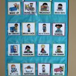 Visual Routine Cards For Before And After School   Free Printable Picture Schedule Cards