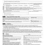 W 9 Form 2019 Printable   Irs W 9 Tax Blank In Pdf   W9 Form Printable 2017 Free