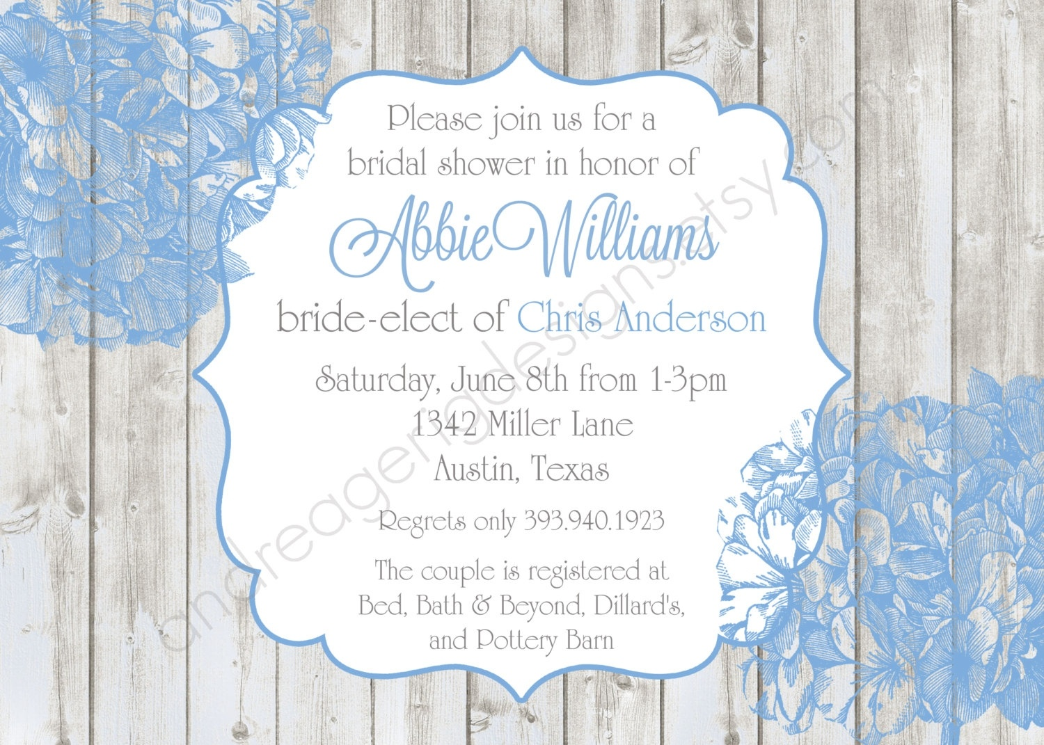 Wedding Shower Invitation Template Free Printable Bridal Shower - Free Printable Bridal Shower Invitations Templates