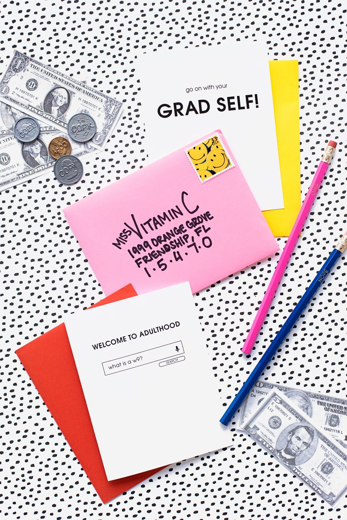 Welcome To Adulthood: Free Printable Graduation Cards | Handmade - Free Printable Graduation Cards