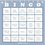 Winter Bingo @ Your Library! | Oakland Public Library   Winter Bingo Cards Free Printable