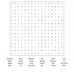 Word Scramble, Wordsearch, Crossword, Matching Pairs And Other   Free Printable Spelling Worksheet Generator