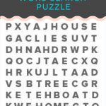 Word Search Puzzle Generator | Create And Print Fully Customizable   Word Search Maker Free Printable