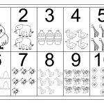 Worksheetfun   Free Printable Worksheets | Prek Math Ideas | Numbers   Free Printable Numbers 1 10