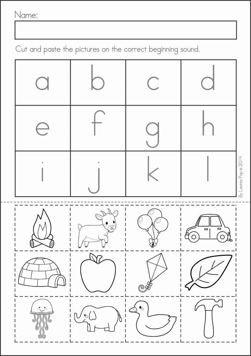 Worksheets Kindergarten Cut And Paste Worksheets 46 Best Farm Images - Free Printable Kindergarten Worksheets Cut And Paste