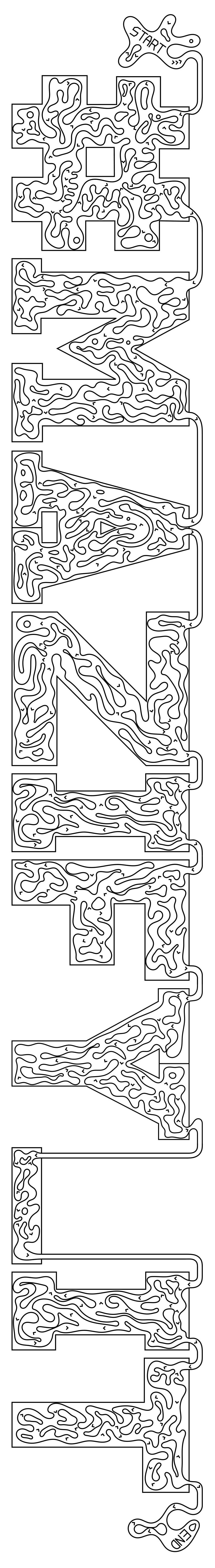 You Can Use #hashtag In Your #maze Now! #mazify_It Maze!!! Create - Create Your Own Maze Free Printable