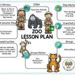 Zoo Animals   Pre K Printable Fun   Free Zoo Printables For Preschool