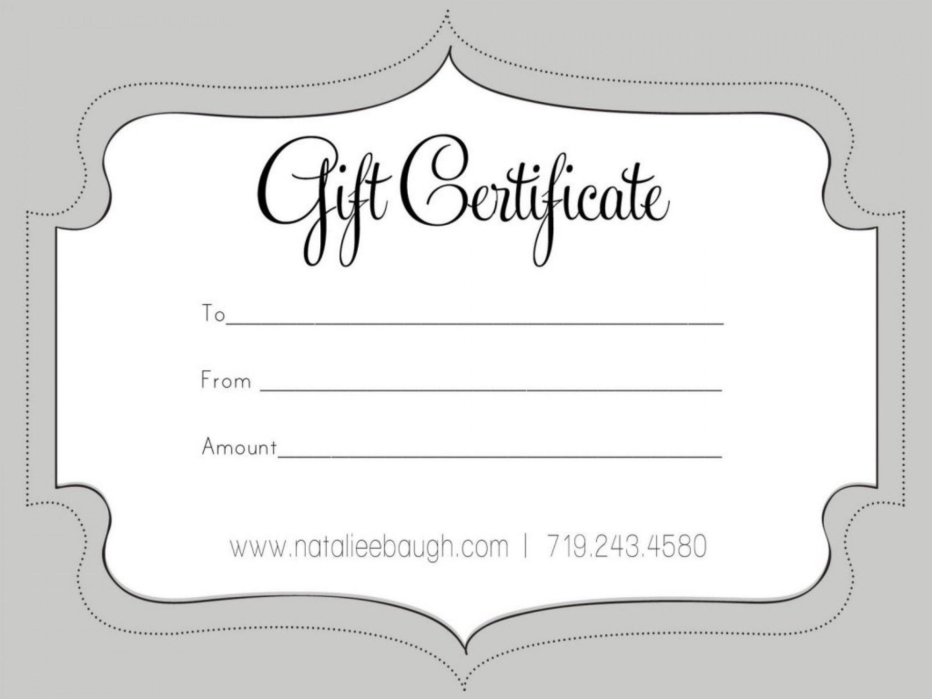 001 Salon Gift Certificate Template Sensational Ideas Beauty Free - Free Printable Pedicure Gift Certificate