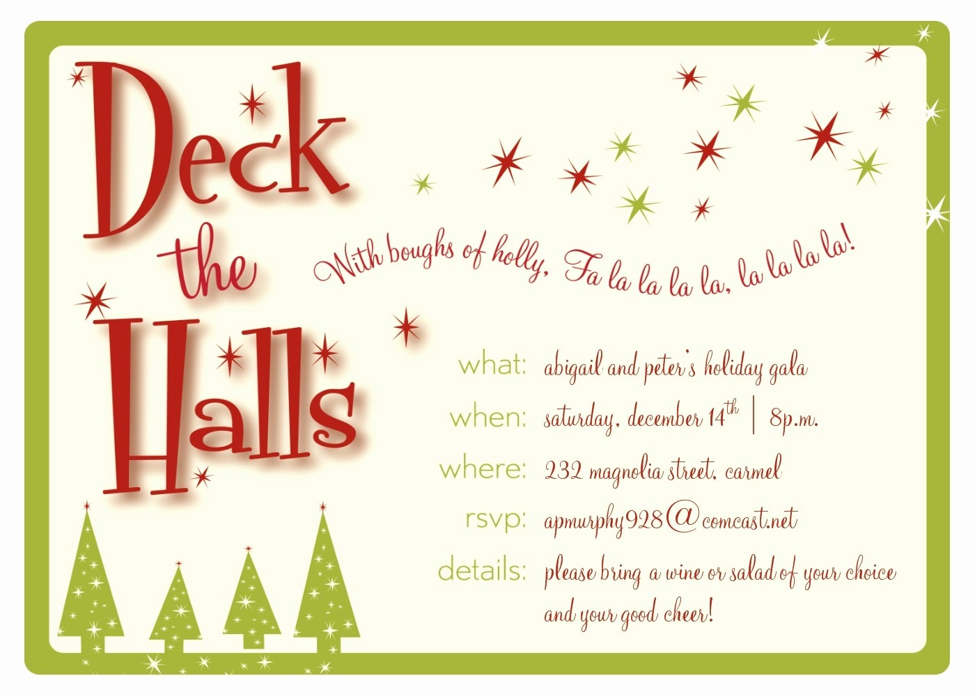 006 Template Ideas Free Holiday Invite Templates Party Invitation - Holiday Invitations Free Printable