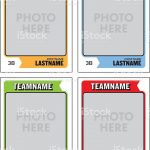 009 Free Baseball Card Template Magnificent Ideas Printable Trading   Free Printable Baseball Card Template