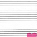 012 Lined Paper Template Pdf Ideas Papers Pics Writing For Kids   Free Printable Lined Stationery