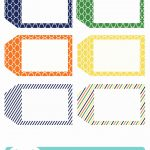 018 Free Printable Tag Templates Fresh Best Of Gift Tags With   Free Printable Birthday Tag Templates