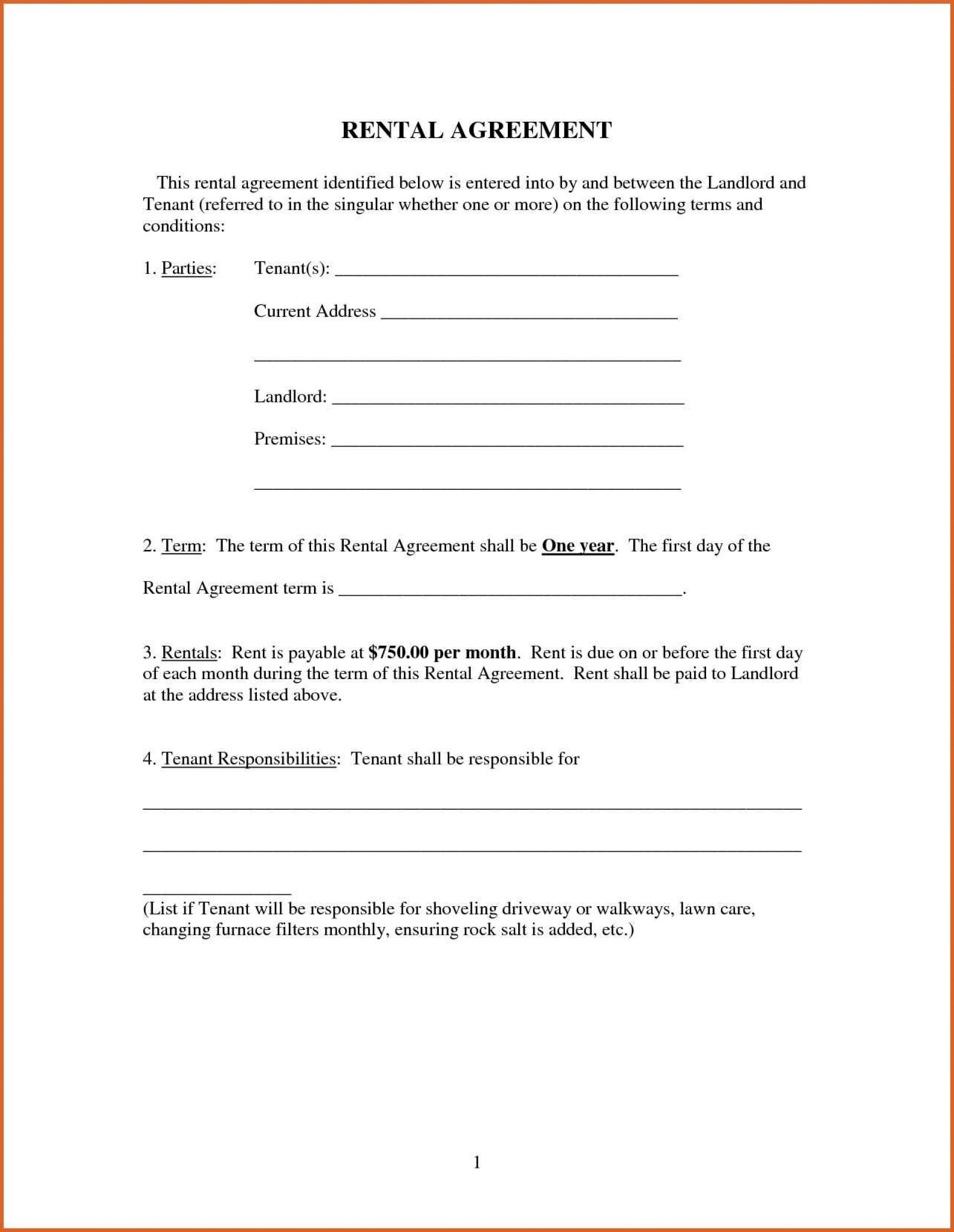 019 Free Printable Month To Rental Agreement Best Of Room Lease - Free Printable Rental Agreement