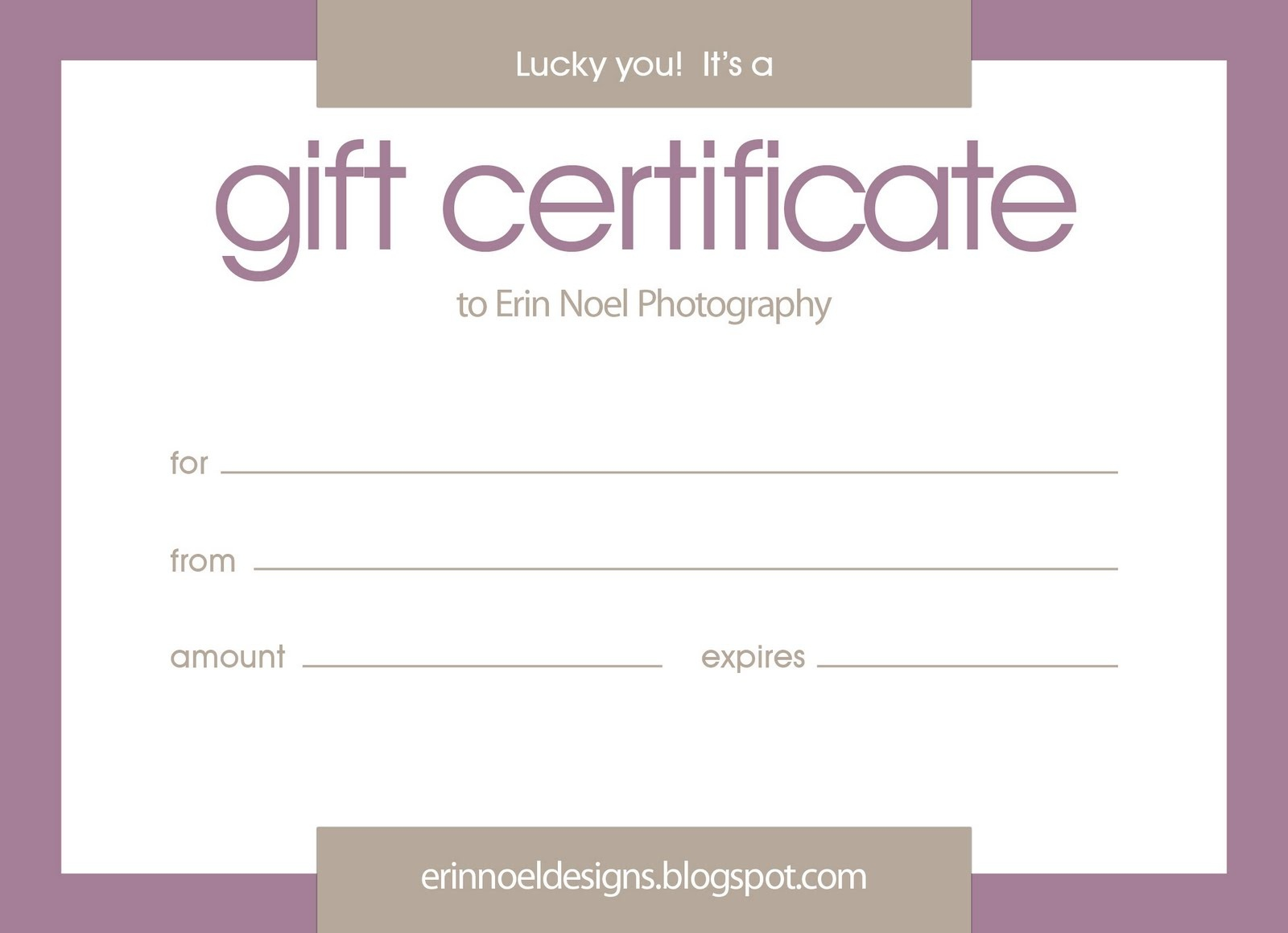 022 Free Printable Gift Certificate Templates 42747 Template - Free Printable Gift Vouchers Uk