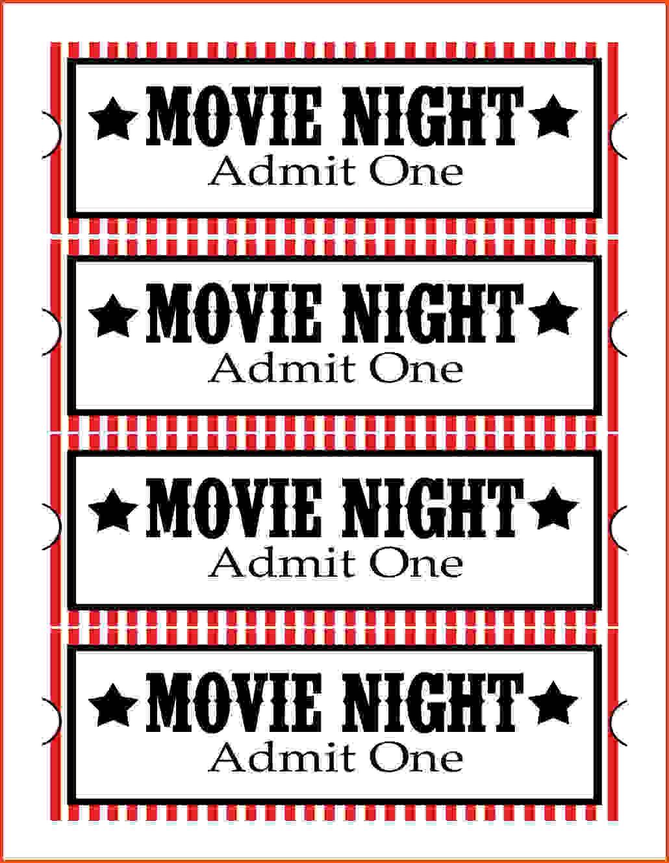 027 Ticket Invitation Template Free Ideas Printable Movie Best Admit - Free Printable Admit One Invitations