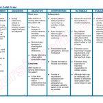 034 Care Plan Template Free Nursing Templates Magnificent Australia   Free Printable Blank Nursing Care Plan