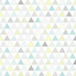 1 Pattern Filled Triangles   Free Printable Digital Patter… | Flickr   Free Printable Paper