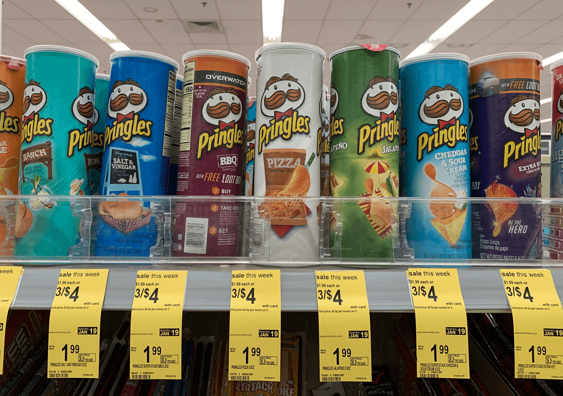 $1 Pringles Canisters At Walgreens!   Living Rich With Coupons - Free Printable Pringles Coupons