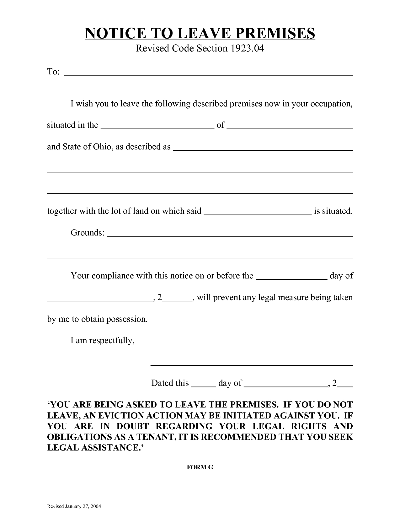10 Best Images Of Eviction Notice Florida Form Blank Template Via 3 - Free Printable Blank Eviction Notice