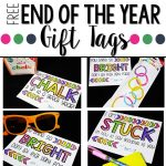 10 Free End Of The Year Student Gift Tags | Sara J Creations   Free Printable Gift Tags For Bubbles