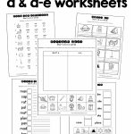10 Free Short A & A E Worksheets   The Measured Mom   Free Printable Phonics Assessments