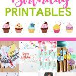 101 Free Birthday Printables   The Dating Divas   Free Birthday Printables