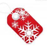 11 Christmas Tag Template Psd Images   Christmas Card Templates   Free Printable Christmas Price Tags