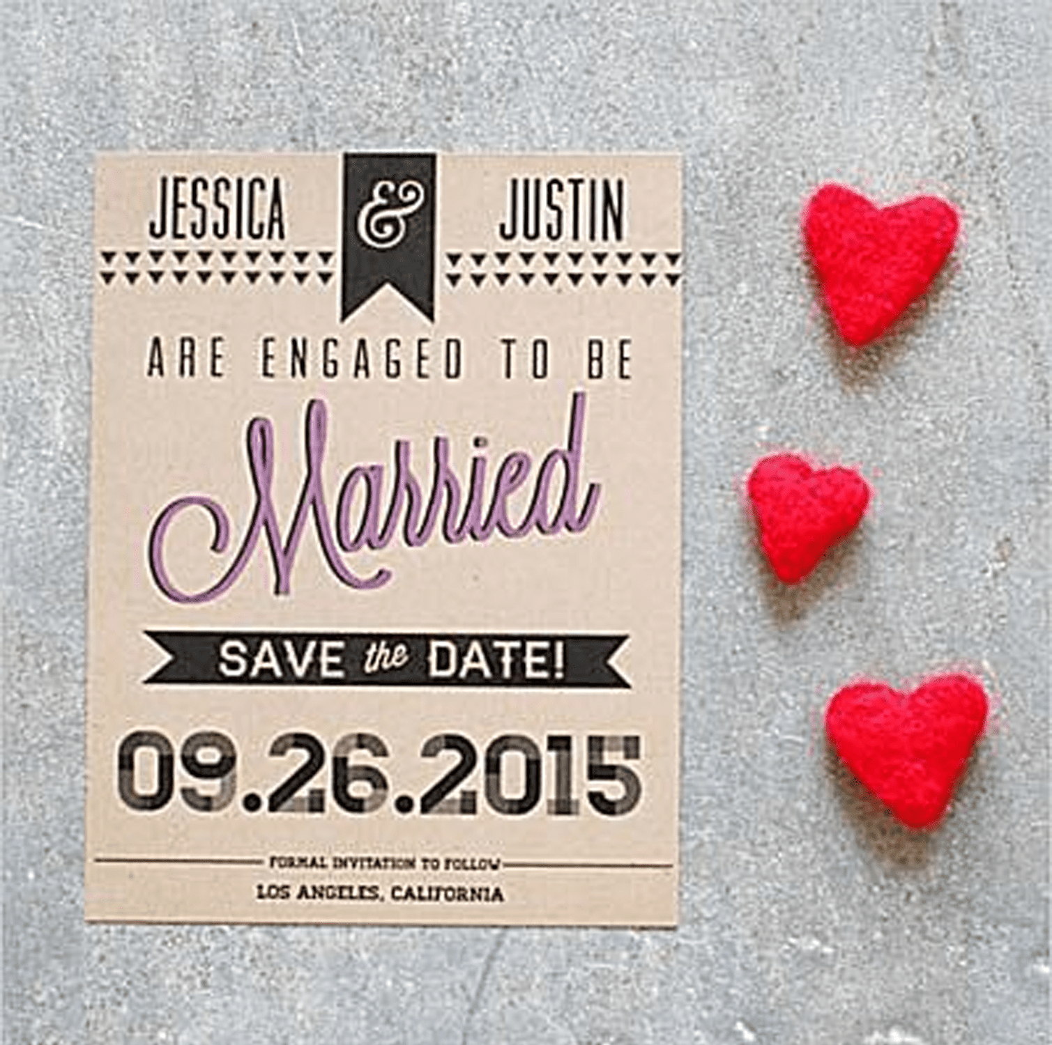 11 Free Save The Date Templates - Free Printable Save The Date Templates