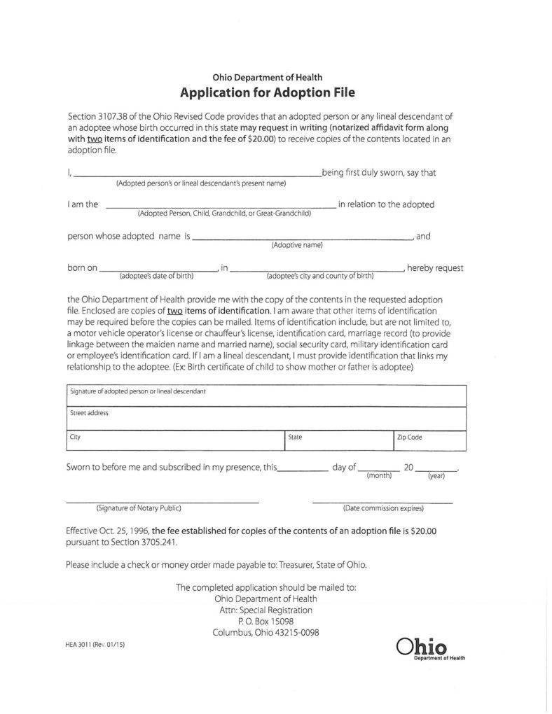 12+ Adoption Paper Templates - Pdf   Free & Premium Templates - Free Printable Adoption Papers