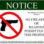 12 Best Photos Of No Firearms Signage   Weapons No Guns Allowed   Free Printable No Guns Allowed Sign