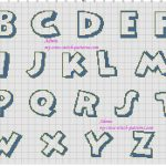 12 Disney Font Letter Printables Images   Disney Font Alphabet   Free Printable Disney Font Stencils