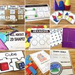 12 Hands On Shape Activities   A Kinderteacher Life   3D Shape Bingo Free Printable