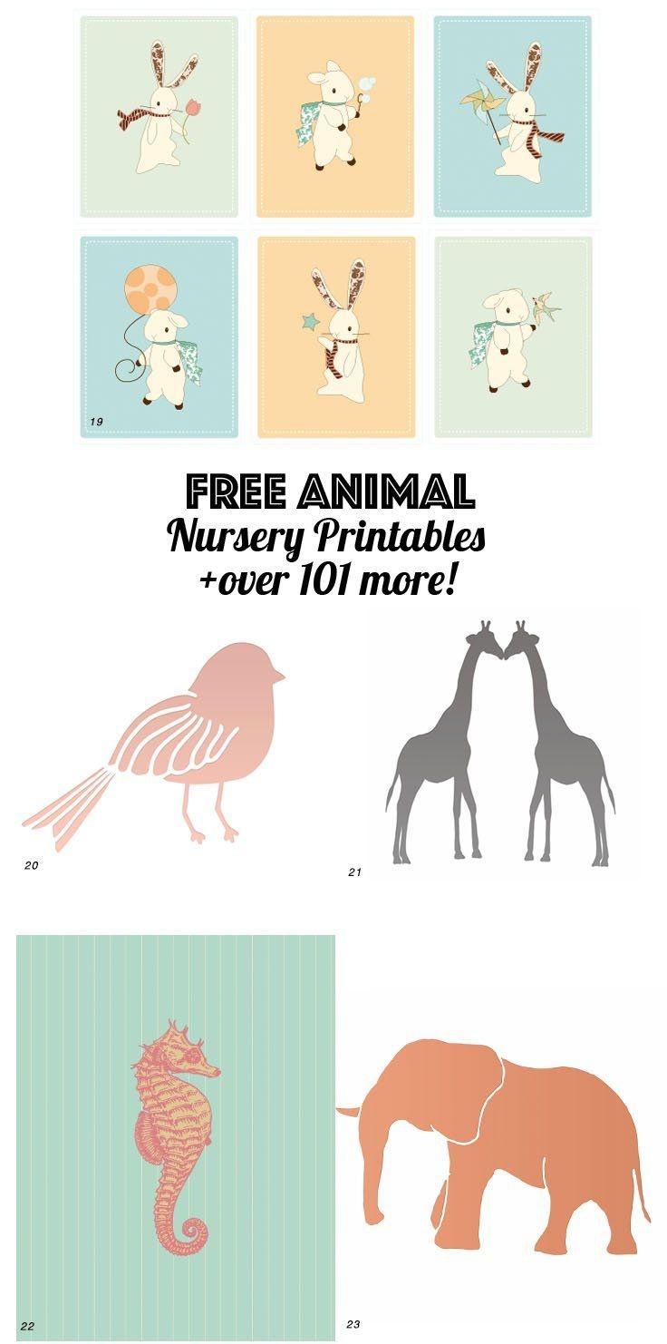 126 Free Nursery Printables: Ultimate Guide To Nursery Art | Boy - Free Nursery Printables Boy