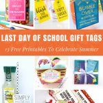 13 Last Day Of School Gift Tags [Free Printables] – Tip Junkie   Free Printable Gift Tags For Bubbles