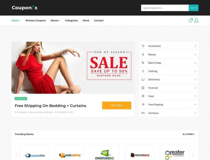 Free Printable Coupon Websites