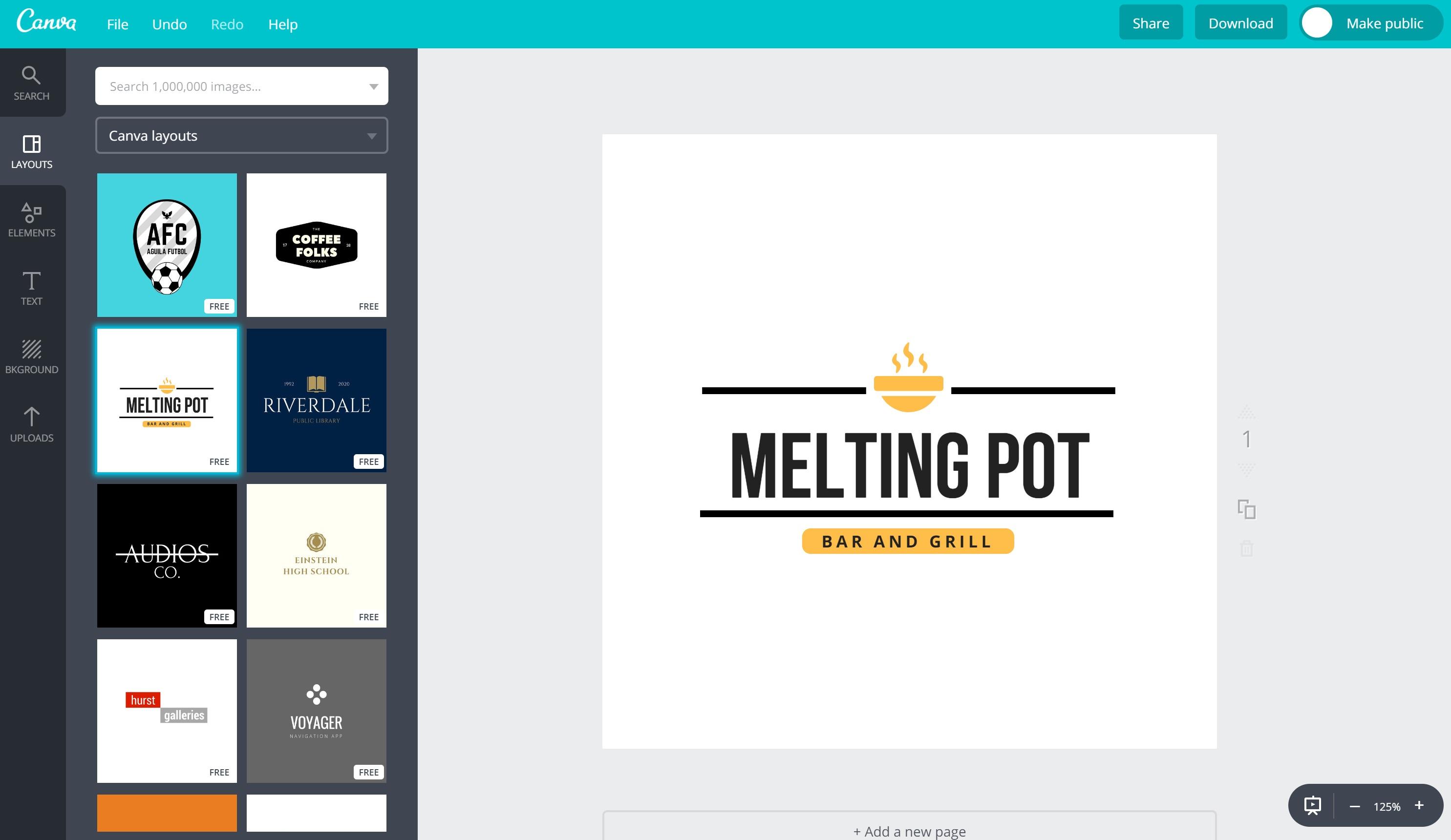15 Best Free Online Logo Makers & Generators - Websitesetup - Free Sign Maker Printable