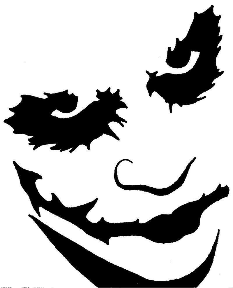 15+ Great Free Printable Halloween Pumpkin Carving Stencils - Free Printable Pumpkin Patterns
