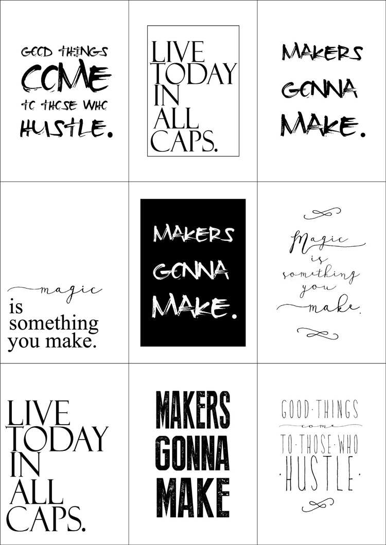 15 Printable Black And White Pictures Collections | Black And White - Free Black And White Printables