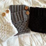 16 Free Boot Cuff Crochet Patterns | Boot Cuffs/leg Warmers   Free Printable Crochet Patterns For Boot Cuffs