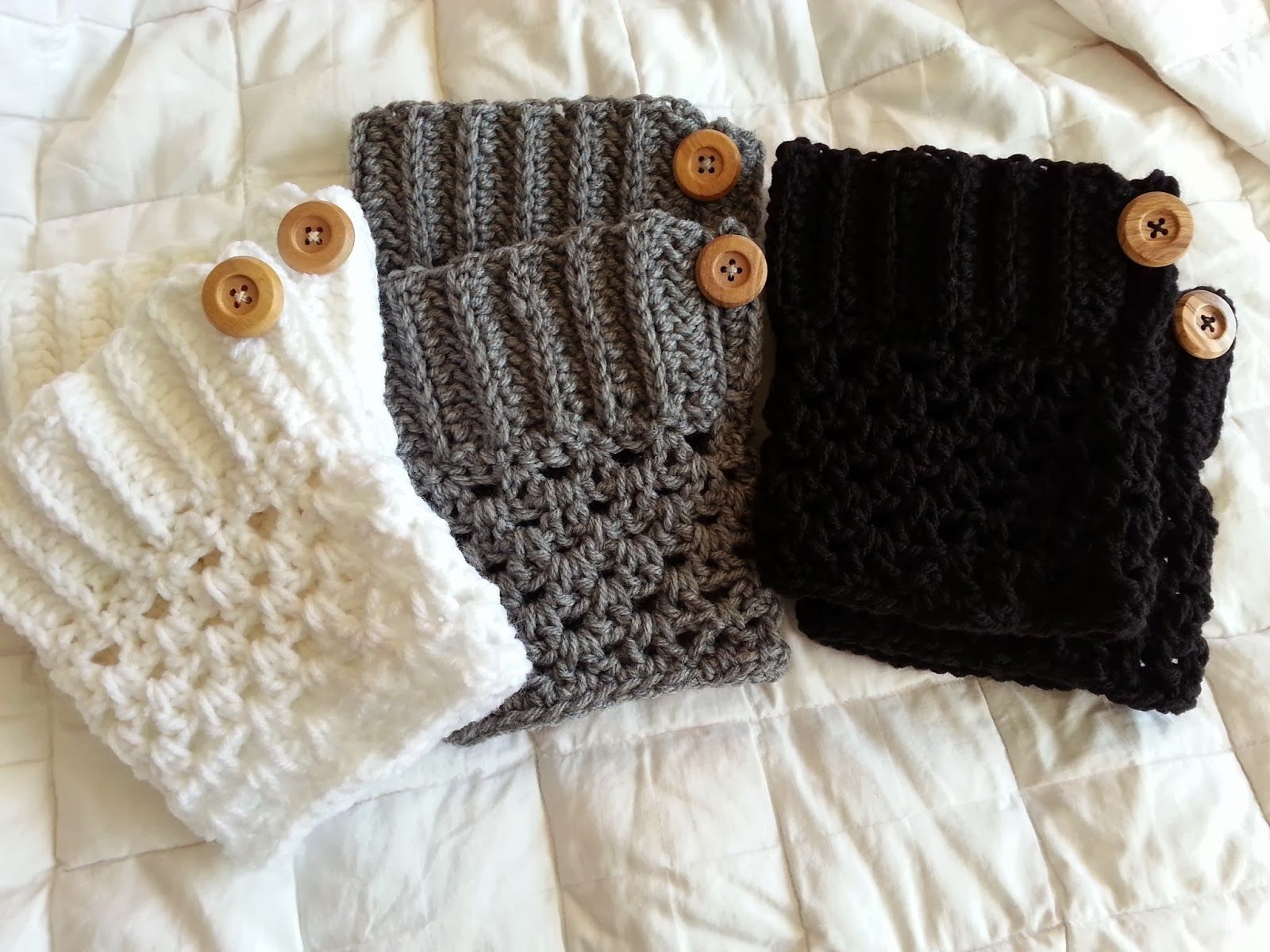 16 Free Boot Cuff Crochet Patterns | Boot Cuffs/leg Warmers - Free Printable Crochet Patterns For Boot Cuffs