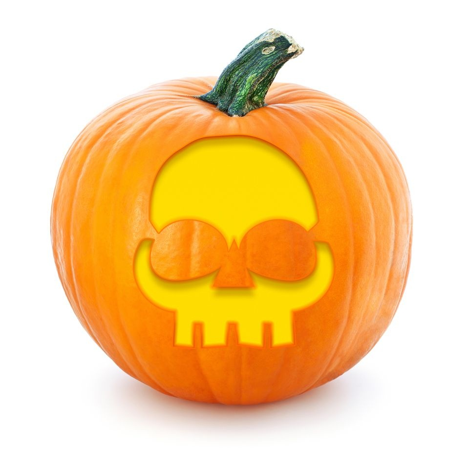 16 Free Printable Pumpkin Stencils To Try This Halloween   Party - Free Printable Zombie Pumpkin Carving Stencils